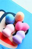 Esponja coreana dos cosméticos da beleza customizável do sopro da composição do pó