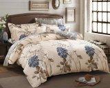 De warme Reeksen van het Beddegoed van het Huis van de Bladen van het Bed van de Dekking van het Dekbed Textiel