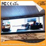 Afficheur LED polychrome d'intérieur bon marché des prix P6 avec le système de Novastar