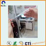 Super Clear suave película de PVC en rollo para la Paquete