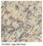 De Tegel van het Graniet van de Roest van de Huid van de tijger (yx-G003)