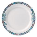 """Vajilla redondo de la comida fría """" invisible """" Plate/100%Melamine de la serie 10.5 """" de la melamina (WT210.5)"""
