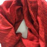 Madame de mode conçoivent l'impression en fonction du client d'écran pour l'écharpe en soie de 100% (SC031)