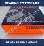 최신 인기 상품 Timken 인치 테이퍼 롤러 베어링 72212c/72487 Set304