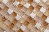 Py018 Foshan Fabrik-Preis der preiswerten Dekor-Fertigkeit-Mosaik-Fliese für Liebhaberei