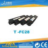 2017 Nuevo Modelo T-FC28 Copiadora color tóner para su uso en E-Studio 2330c/2820c/2830c3/520c/3530c/4502c
