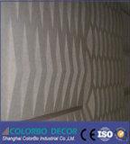 ポリエステル線維の音響のボードの流行の壁の装飾的なパネル