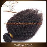 Os afro-brasileiros de ondulação Virgem trama de cabelo