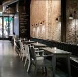 (SD3017) 주문 대중음식점 가구를 위한 현대 식사 부스 착석