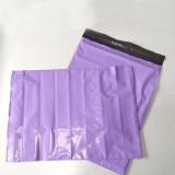 Фиолетовый пользовательские почтовые конверта отправителя полимерной упаковки Bag