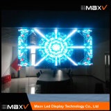 Maxv P3.91/P7.81/P15.625 Commerial 건물 상점 Windows 전람을%s 실내 최고 얇은 라이트급 선수 LED 투명한 전시