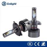 Lampada anteriore luminosa eccellente di posizione del faro di alta qualità della lampadina del faro di Cnlight LED del kit M2-H4 H13 della lampada automatica massima minima automatica del fascio