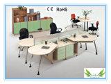 Poste de travail neuf de bureau de conception pour le personnel