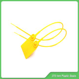Fechamento do recipiente, selos plásticos da cinta, selos plásticos (JY370)