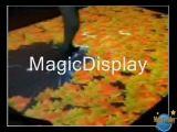 高品質の広告のための対話型の床システム(MIPS)