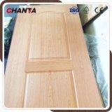 4,0Mm folheado de madeira de teca HDF Pele Porta moldado com alta qualidade