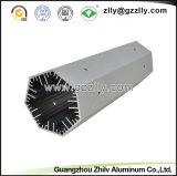 A fábrica morre o perfil de alumínio do diodo emissor de luz da carcaça com revestimento de anodização