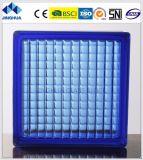 Кирпич цвета 190X190X80mm Jinghua параллельные пурпуровые стеклянный/блок