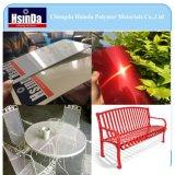 Порошок термореактивного цинка Hsinda богатый покрывая Anti-Corrosion покрытие порошка мебели