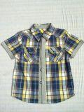 Vêtements pour enfants populaires dans la chemise à manches longues Sq-6246