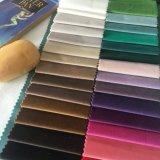 A aparência de tecido sofá de veludo de couro produtos têxteis