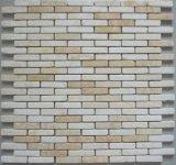 Смешайте цветной камень мозаика плитка стеклянной мозаики для украшения