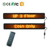 Le pH de 7,62 mm 5V 780 Affichage à led rouge de la série La barre de message d'éclairage Lampe et signe panneau Affichage de message