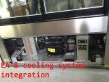 Nevera comercial expositor refrigerado para tartas (acero inoxidable) Sclg4-940sk