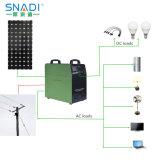 1000W 24V Gerador de sistema de energia solar para a Assembleia Applicances