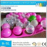 Las bolas de océano de HDPE moldeado por soplado y máquina de moldeo