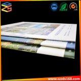 La Chine brochure personnalisée en usine de l'impression, un dépliant, brochure, dépliant de l'impression