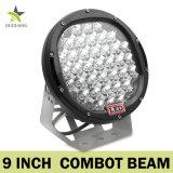 点ランプ12Vフォークリフト車の掘削機ATVのトラクターのトラックの軽いボートUTVのためのオフロード185W 9inch円形LED作業ライト