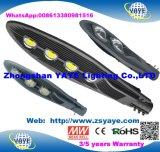 Yaye 18 Hot vendre 0-10V réglable s/n 30W/50W/60W/70W/80W/100W/120 W/150W/200W/250W Rue lumière LED/ /de feu de route LED LED éclairage de rue avec 2/3/5 ans de garantie