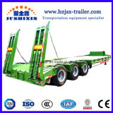 Nouveau modèle de qualité supérieure 3 essieux 60 tonnes Lowbed Lowboy/semi-remorque de camion