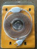 Alti indicatori luminosi di striscia interni di CA 220V 110V LED di luminosità 14.4W/M