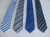 Os homens de cor púrpura escura micro fibra da moda de gravatas
