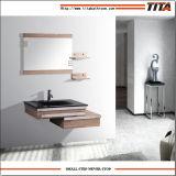 Armário de casa de banho de contraplacado moderno/banheiro pequeno vaidades/Italiano armário de banheiro T9028A