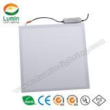 Bastidor de aluminio exclusivas 600*600 mm de la iluminación del panel LED