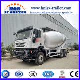 Ivecoか具体的なミキサーのトラックをロードしている中国のブランド5-12cbmの自己
