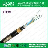 Tous les diélectriques ADSS autoportant Outdoor Câble à fibre optique