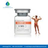 99% Reinheit-Peptid Ghrp-6 für Muskel-Gebäude