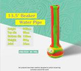 Großes langes Silikonvaporizer-Gefäß-rauchendes Huka-Rohr