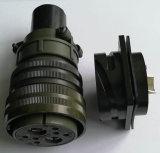 バイオネットカップリングのMultipole 5015のシリーズ円コネクター