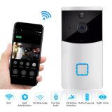 Vídeo de 720p Wire-Free Doorphone Pilas timbre de llamada con una excelente visión de noche