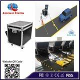 Machine van de Röntgenstraal van de Producten van de veiligheid de Mobiele onder het Systeem van de Inspectie van het Voertuig
