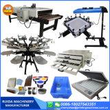 Machine d'impression bon marché de l'écran définit la sérigraphie les équipements et machines à partir de l'écran Ruida Machines d'impression