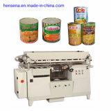 De automatische Machine van de Etikettering van het Blik van het Tin kan Etiketteerder machinaal bewerken