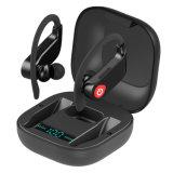 Gancho de oreja manos libres Bluetooth deportes deporte los auriculares auriculares auriculares auriculares Bluetooth de la prueba de venta al por mayor accesorios para teléfonos móviles Ol-16