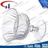 200ml heet verkoop de Duidelijke Kop van het Roomijs van het Glas (CHM8392)