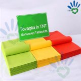 tela disponible del Nonwoven del mantel 50g